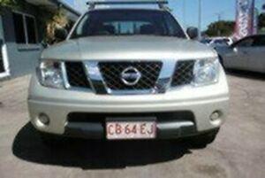 2010 Nissan Navara  Gold Manual Winnellie Darwin City Preview