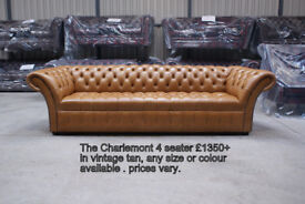 Chesterfield Builder=you choose=we make NEW