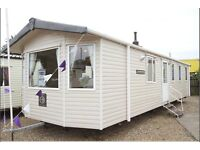 *SALE* Double Glazed Central heated caravan for sale, Haggerston castle, Berwcick upon tweed