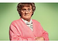 Mrs browns boys tickets 3 arena