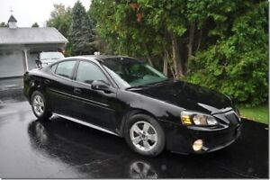 2005 Pontiac Grand Prix GT - BLACK