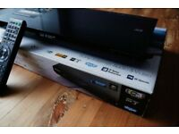 Sony BDP-S790 4K 3D Skype YouTube Smart Bluray Player