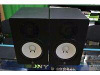 Pair of Yamaha HS8 0M Studio Monitor Speakers - Great condition, Original Box, Amazing Sound