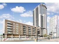 Brand New 2BED, 2BATH, 14TH FLOOR DESIGNER FURNISHED TWO BALCONIES 764 SQ FT, near transport links