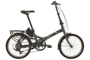 Electric Folding Bicycle - Easy Motion Easy Go Volt