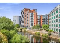 1 Bedroom Flat For Rent,3 Whitehall Quay - Central Location - 1 Minute walk to Central Train Station