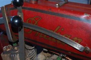 Indian Hendee Hedstrom Powerplus Motorcycle Tool Roll Rare Vintage Antique Repro