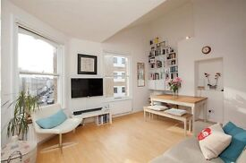 2BR flat in heart of Stoke Newington