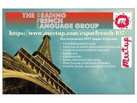 the Reading French Language Social Group