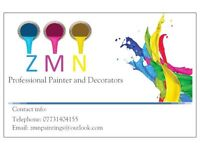 ZMN Paintings - Professional Reliable Work // Call or Text for the Best Quote