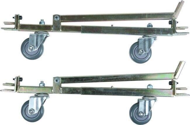 Pair of Pinball Skates Dolly Mover Lift Pin Pinskates Wheels Moving Casters