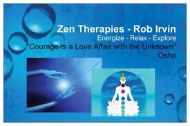Reiki Treatment and Swedish Body Massage