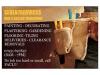 RELIABLE REMOVAL & HOUSE CLEARENCE SERVICE