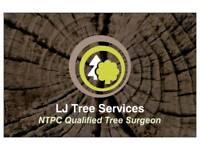 Lj tree services
