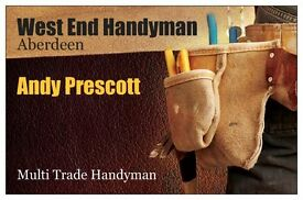 West End Handyman - Fix It - Handy Man - Painter and Decorator