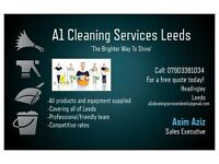 A1 Cleaning Services (Leeds) Domestic & Commercial Cleaning, End Of Tenancy Cleans