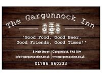 Full and Part Time Bar and Waiting Staff