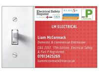 LM ELECTRICAL - Domestic & Commercial Electrician