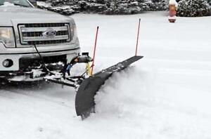 "DK2 82"" Snow Plow NEW STYLE Storm-II / Snow Plow for SUV trucks pickup Snow Plow For Sale SNOW PLOW $1299 special price"