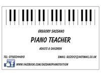 Piano Tuition