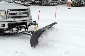 "DK2 84"" Snow Plow NEW STYLE Storm-II Snow Plow SUV pickups trucks Brand New Snow Plow For Sale special winter sale $1399"