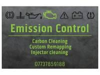 Carbon clean £60