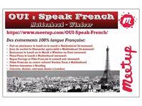 OUI: Speak French, Maidenhead/Windsor