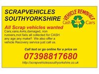 ♻All scrap vehicles wanted for 💷💷♻♻