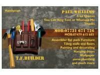 The Flatpack Builder