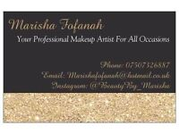Your professional makeup artist for all occasions
