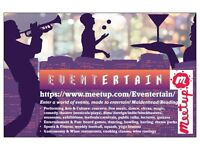 Eventertain: Arts and Entertainment, Culture, Fun and Social Events, Maidenhead/Reading