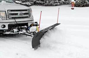 "Brand New 84"" x 22"" Snow Plow for sale / Plow For Sale / plow"