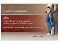 cheap slovakia builder