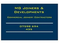 MG Joiners & Developments. Joinery Specialists. Fencing Specialists.