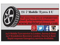 Mobile Tyre Technician needed £10 PER HOUR! clean drivers licence, 2 years tyre fitting experience.