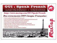 OUI: Speak French! Maidenhead - Windsor