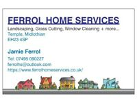 FERROL HOME SERVICES covering Edinburgh, The Lothians & The Scottish Borders