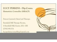 LUCY PERKINS COUNSELLING