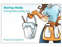 Moving Maids cleaning service