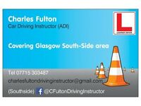C Fulton Driving Instructor ( Glasgow South-Side )