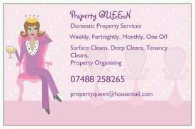HOUSE / FLAT / PROPERTY CLEANING