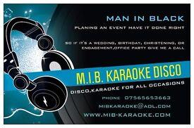 professional dj/disco/karaoke