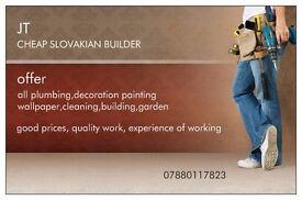 cheap slovakian painter decorator