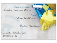 Cleaning offices and houses from £8,50 per hour, cleaning carpet £13 per hour