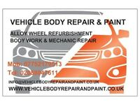 Looking for professional body repair for the Enfield garage