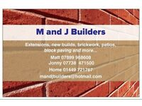 M and J Builders