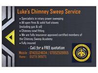 Luke's Chimney Sweep Service