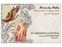 Henna by Ridha