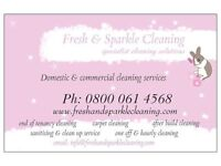 Cleaning services - Dundee, Angus and Aberdeen