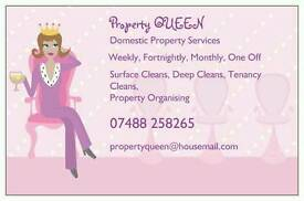 PROPERTY CLEANER / CLEANING : PRESCOT, WHISTON, RAINHILL, HUYTON, ST HELENS, WIDNES
